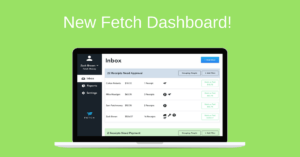 Dashboard Shoeboxed Receipts Fetch